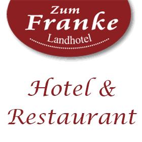 Logo: Landhotel Zum Franke