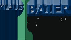 Logo: Klaus Baier GmbH & Co. KG